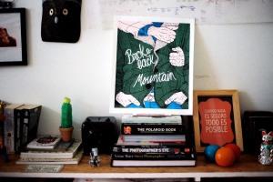 A/Zeta (Nicaragua - Costa Rica). Proyecto editorial independiente. Espacio de trabajo.